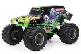 monster jam rc truck bodies new bright rc monster jam line