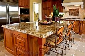 granite island kitchen 17 decoration of granite top kitchen island imposing