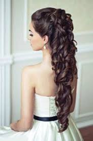 wedding hairstyles down to the side google search and so our