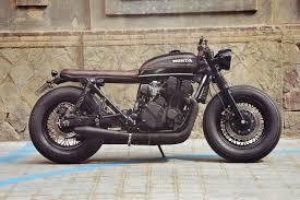 honda 750 honda cb750 nighthawk cafe racer by overbold motor co u2013 bikebound