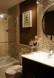 Black And Blue Bathroom Ideas Bathroom Blue Brown Bathroom Ideas Black Mosaic Tiles Shower