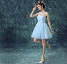 light sky blue homecoming dress short prom dresses homecoming