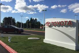 toyota of experience upgraded amenities at the new toyota of olympia in