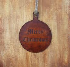 Merry Christmas Ornament Merry Christmas Ornament Cr Maxson