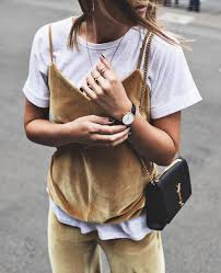 necklace with white shirt images Top tumblr yellow velvet velvet top t shirt white t shirt jpg