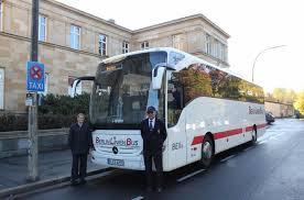 Frankenland Bad Kissingen Mit Dem Express Bus Von Franken Nach Berlin