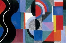 cubism colours cubism of delaunay and the exploration of color ideelart