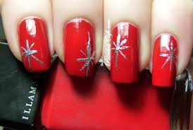 christmas nail art ideas pointless cafe
