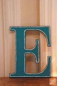 Home Decor Initials Letters Best 25 Decorate Wooden Letters Ideas On Pinterest Decorating