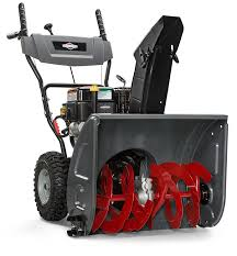 amazon com briggs and stratton 1696610 dual stage snow thrower