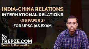 international relations ir for ias exam gs paper 2 india