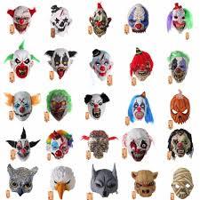 halloween fiesta compra accesorios de payaso miedo online al por mayor de china