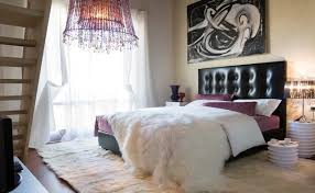 Purple And Black Bedroom Designs - 20 purple and black bedroom design ideas with pictures