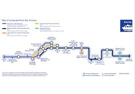 London Bus Map River Map Toursfromlondon