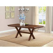 Dining Room Tables With Leaf by Better Homes And Gardens Maddox Crossing Dining Table With Leaf