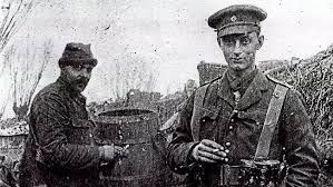 soldier u0027s 1914 letter from trenches tells of great war christmas truce