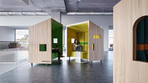 tree houses inspired these moveable office hideouts