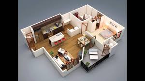 1 bedroom apartment house plans youtube