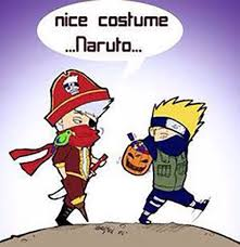 Naruto Halloween Costume Halloween Costume Naruto Kakashi Sensie Lol Btw Mind