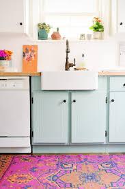 Apartment Therapy Kitchen Cabinets Best 25 Mint Kitchen Ideas On Pinterest Mint Green Kitchen