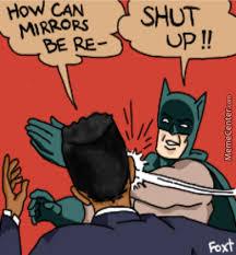 Batman And Robin Slap Meme - batman slaps jaden smith by foxt meme center