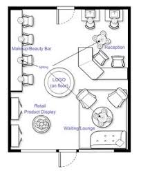 design a beauty salon floor plan beauty salon floor plan design layout 283 square foot salon