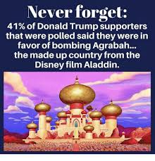 film up country never forget 41 of donald trump supporters that were polled said