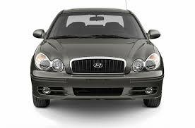 hyundai sonata 2003 2003 hyundai sonata overview cars com