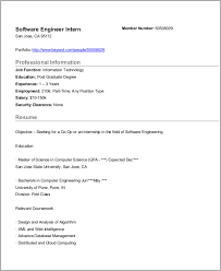 Cloud Computing Experience Resume 54 Engineering Resume Templates Free U0026 Premium Templates