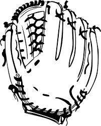picture of baseball glove free download clip art free clip art