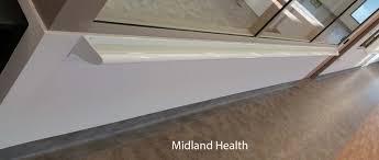 Plastic Handrail High Impact Vinyl Handrails