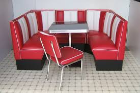 retro diner booth seating u2013 lawton imports