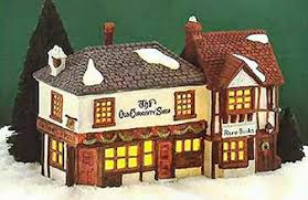 department 56 dickens the curiosity shop dickens