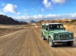 land rover usa defender across namibia in the land rover defender gq south africa
