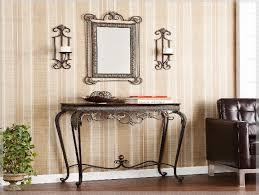 Unique Entry Tables Unique Entryway Table With Mirror With Entryway Tables And Mirrors