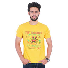 yellow color hey iq t shirts yellow color for men cartndeal com