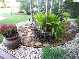 wondrous ideas rock garden designs front yard 1000 ideas about