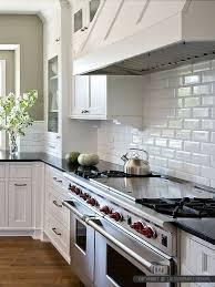 white kitchen with subway tile backsplas home design ideas