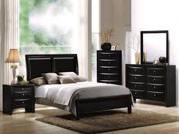 amazing cal king bedroom sets faux leather tuftedbutton headboard