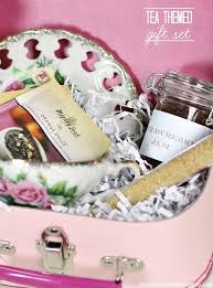 themed gift tea themed gift idea celebrations at home