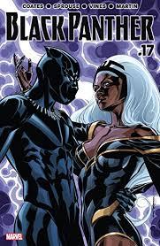 black panther marvel black panther 2016 2018 17 marvel comics
