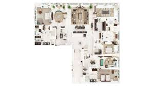 Download Floor Plans Heavenly Suite In Dubai At The Westin Dubai Hotel