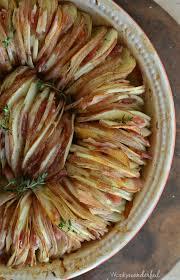 roasted potato side dish recipe wonkywonderful