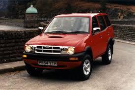 nissan terrano 1997 ford maverick i 1993 car review honest john