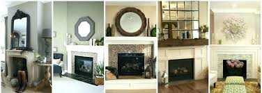 Over Fireplace Decor Decorating Ideas Mirror Above Fireplace Best Of Mantel Mirrors