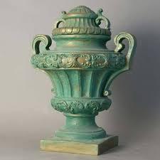 embellished urn with lid 31 orlandi statuary wholesale