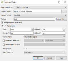 tutorial arcgis pdf indonesia qgis heatmap using kernel density estimation explained geodose
