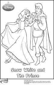 snow white and the prince coloring pages jpg 980 1518 art