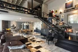 Lofted Luxury Design Ideas Loft Home Design Affan