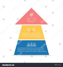 arrow infographic arrow pyramid chart diagram stock vector arrow infographic arrow pyramid chart diagram scheme graph with 3 steps